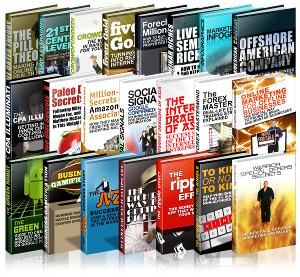 22 productos PLR