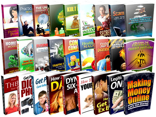 27 productos PLR