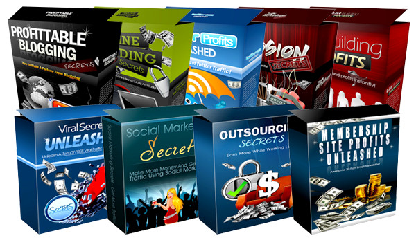 6 productos PLR