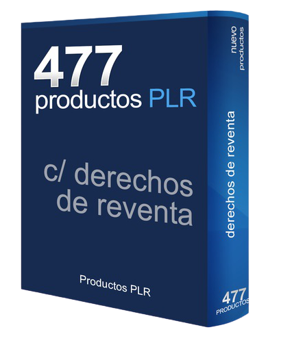Productos PLR
