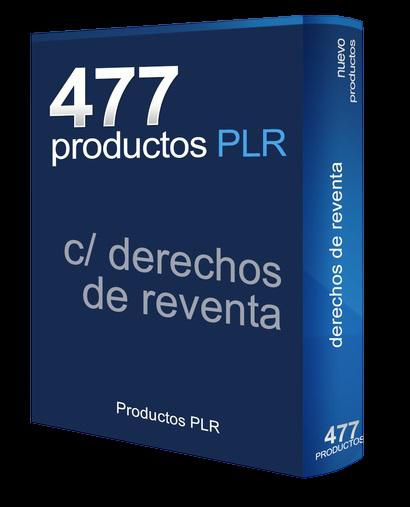 Productos PLR